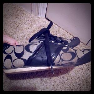 Coach Womens fashion sneakers